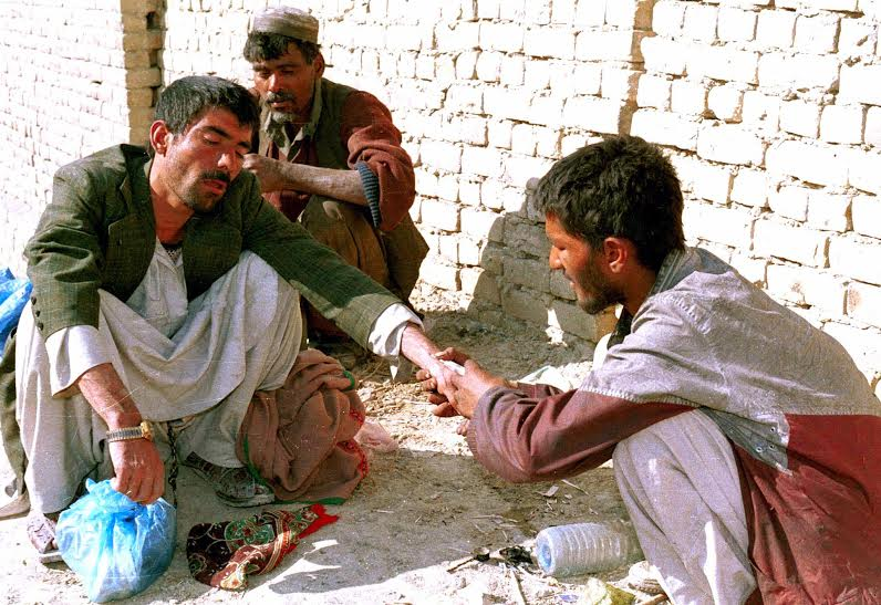 In Balochistan, the use of opiates highest among the provinces