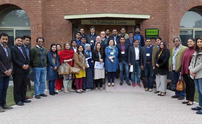 Reporting Elections (Training Workshop) Lahore Session