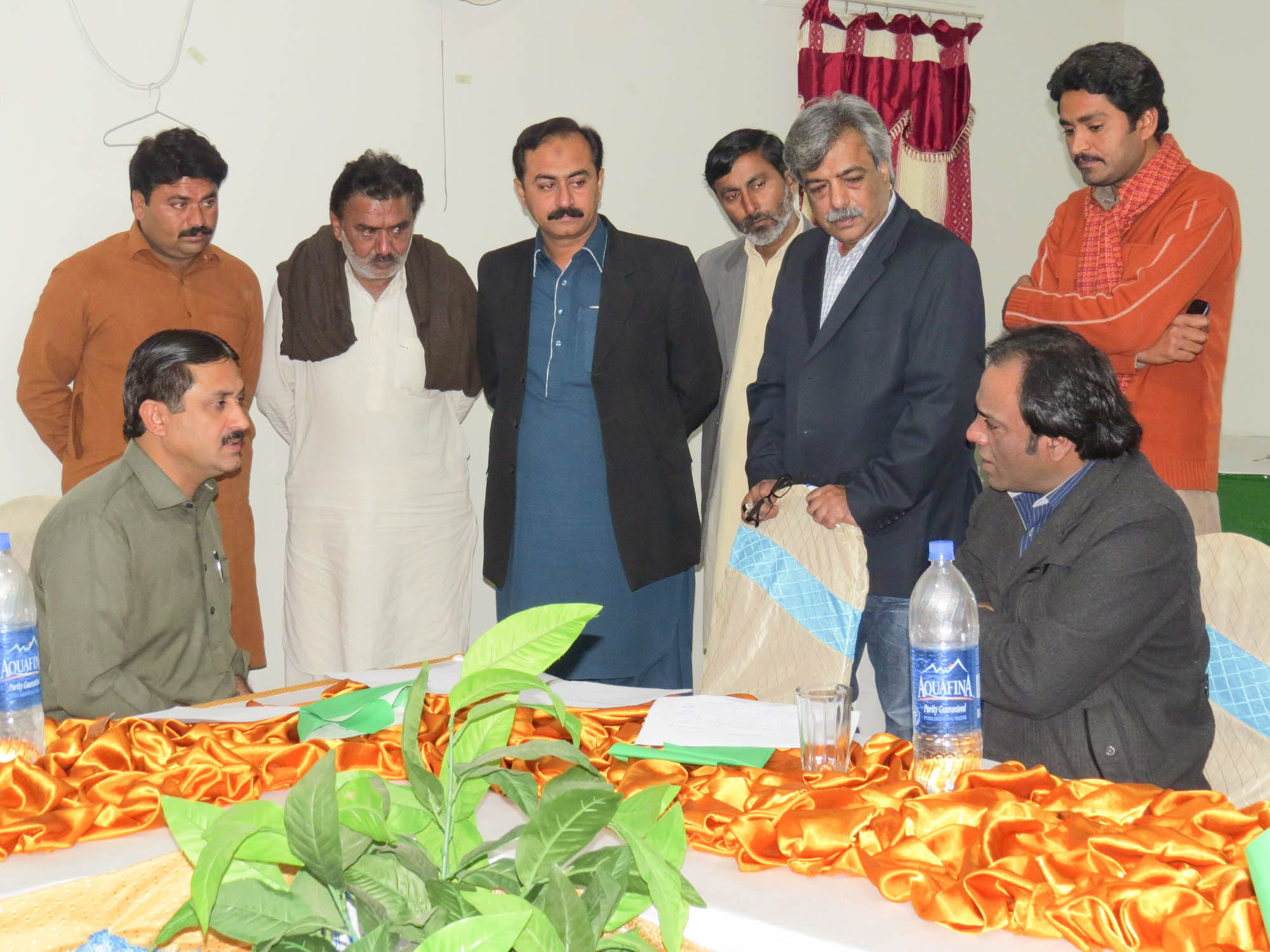 "Training Session For Journalists in Muzaffargarh on ""News Quality and News Value"""