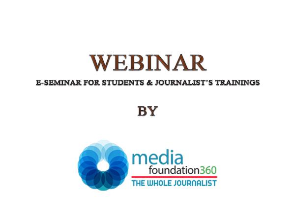 "E- Seminar on ""News Value"""