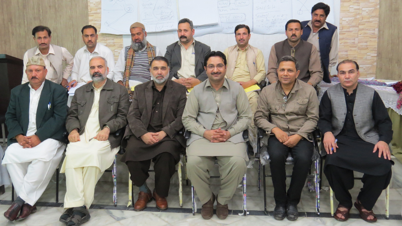 "Training Session for Journalists in Swat on ""News Accuracy"""