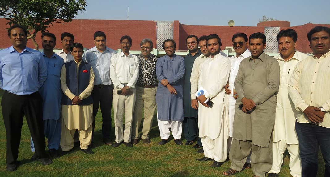 MF360 organises a forum on Sindh Right to Information law in Larkana